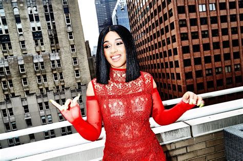 Cardi B Is Cracking Up Jimmy Fallon During A Wild ...