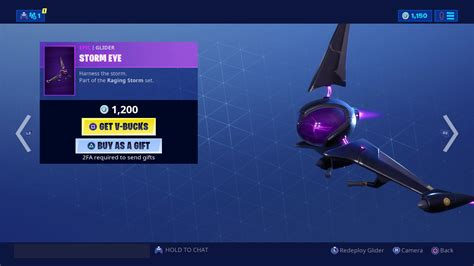 animated tempest skin thunders   fortnite item shop