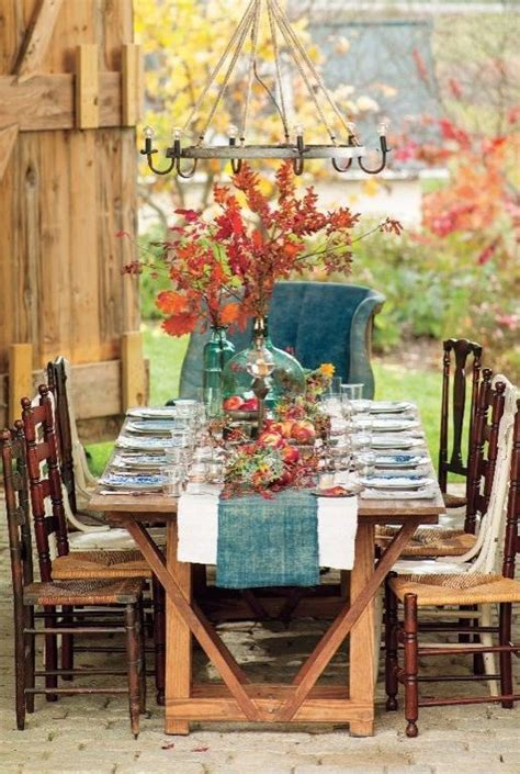 thanksgiving outdoor table decorations quiz which outdoor 2015 thanksgiving table setting are