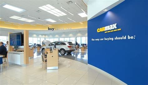 Carmax Service Department