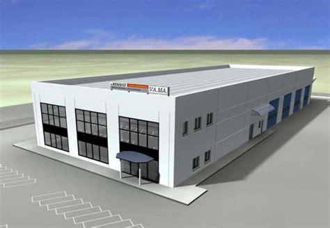 preventivo capannone prefabbricato progetto e costruzione capannone industriale chieti