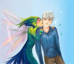 Tooth and Jack Frost by Arbetta on DeviantArt