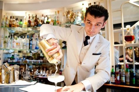 Elegant Drinking: American Bar, The Savoy, London