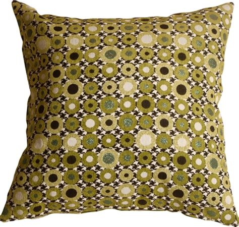green throw pillows houndstooth spheres 18x18 green throw pillow from pillow decor