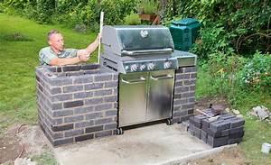 Grillstation Selber Bauen : gartengrill mauern grillstation grilltechnik grillsysteme grill selber mauern gartengrill ~ Yasmunasinghe.com Haus und Dekorationen