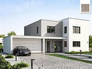 Modernes Massivhaus Von Kern Haus Futura Bauhaus