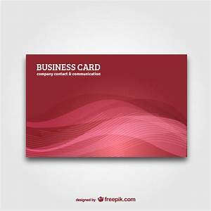 Business card with abstract background vector vector for Background for business cards