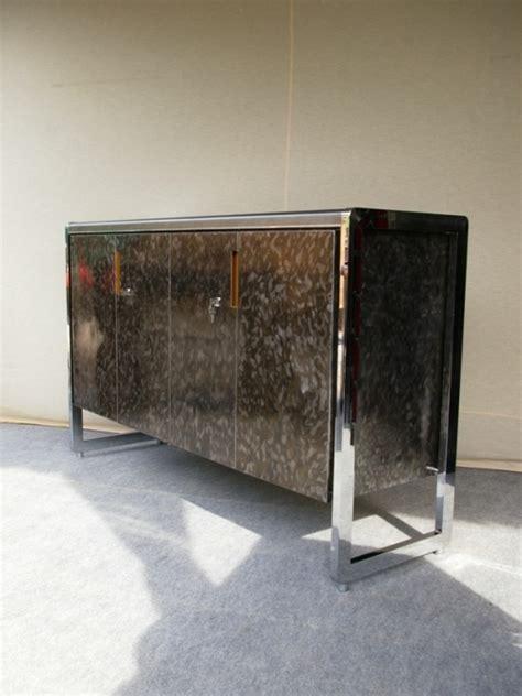 le de bureau industrielle design mobilier industriel de bureau en acier brosse porte