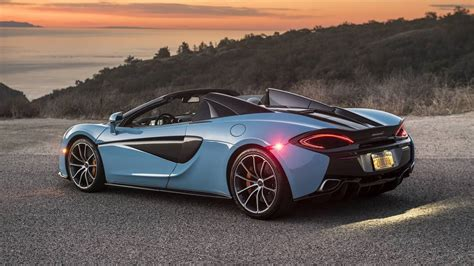 Review Mclaren 570s by 2018 Mclaren 570s Spider Review Photo