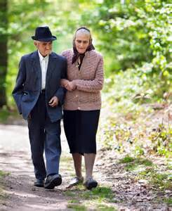 Elderly Walking Exercise