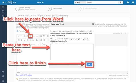 create email templates with word how to create email template using html choice image