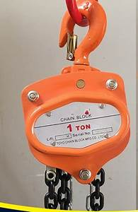 1 5 2tx3m Triangle Type Lifting Chain Hoist Ce Certificate