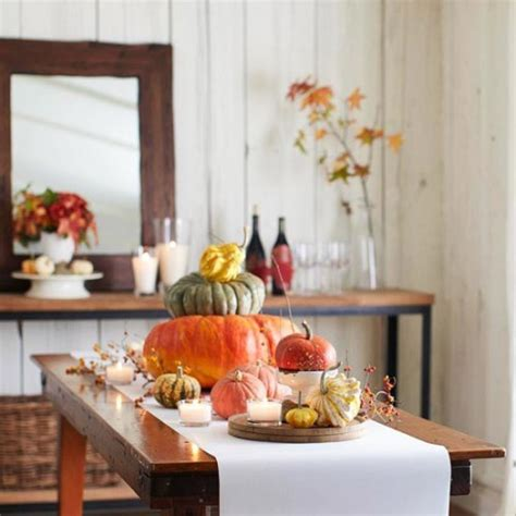 26 Great Fall Table Decorating Ideas  Style Motivation