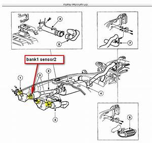 27 2003 Ford F150 O2 Sensor Diagram