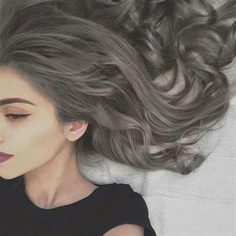 ash gray hair color best 25 ash grey hair ideas on grey brown