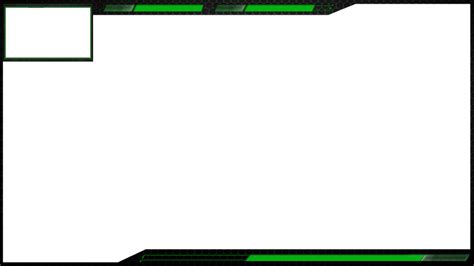 overlay template green hexa overlay by aliceshadowrose on deviantart