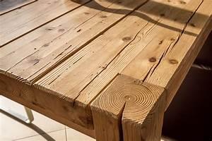 Möbel Aus Altholz : 4 fu tisch aus altholz ~ Frokenaadalensverden.com Haus und Dekorationen