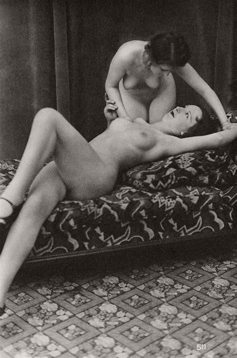 Classic Vintage Lesbian Erotica Nudes 1930s Monovisions