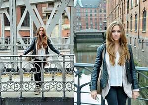 Zara In Hamburg : jana couture zara leather jacket hamburg lookbook ~ Watch28wear.com Haus und Dekorationen