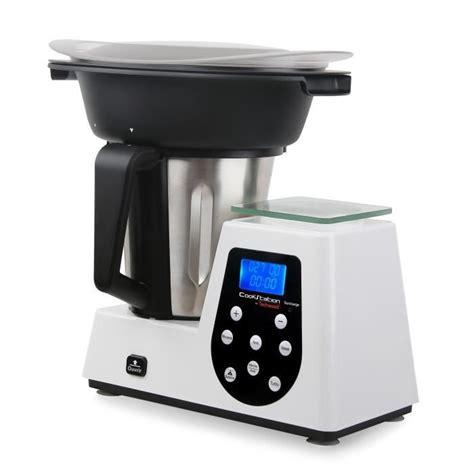 robots cuisine multifonctions techwood cuiseur multifonction cookstation cs 7 achat vente multifonctions