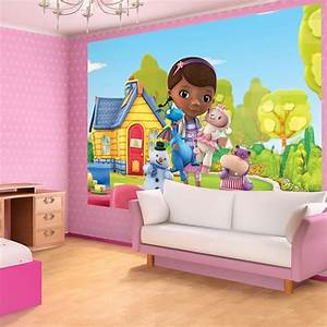 disney doc mcstuffins bedrooms for girls disney doc With cute girl home decor doc mcstuffins wall decals