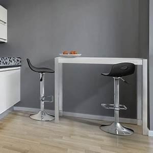 Table Cuisine Haute : quelle hauteur choisir pour votre table ou tabouret ~ Teatrodelosmanantiales.com Idées de Décoration