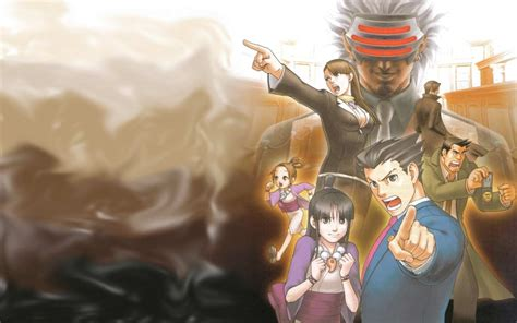 phoenix wright wallpapers wallpaper cave