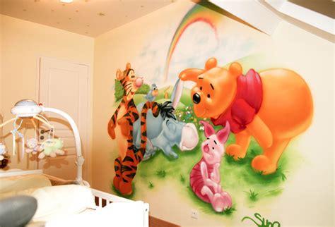 chambre bébé tigrou déco chambre tigrou