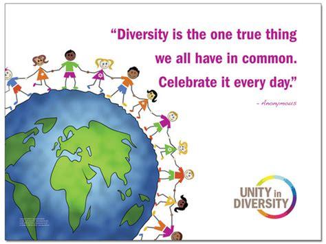 celebrate diversity multicultural guidance poster echo lit