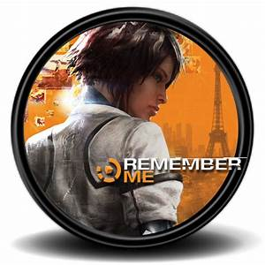 Remember Me PNG Icon 2 by SidySeven on DeviantArt