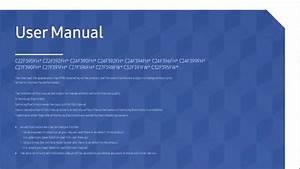 User Manual Samsung Cf398 Series Curved 27