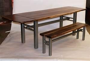 Custom, Live, Edge, Walnut, Table, By, Hayes, Furniture, Design