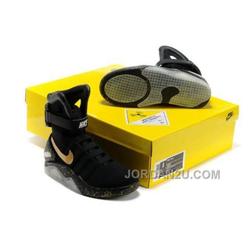 Nike Air Mag Back To The Future Limited Edition Shoes ...