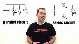 Series Vs Parallel Circuits