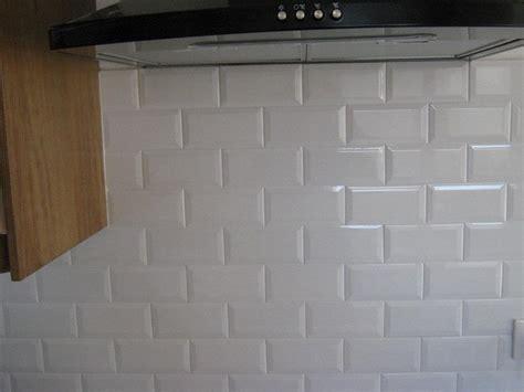 carrelage cuisine metro blanc inspiration des réalisations ambiances de nos clients