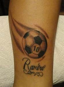 Soccer ball – Tattoo Picture at CheckoutMyInk.com