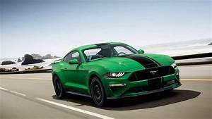 2019 Ford Mustang Need For Green - YouTube