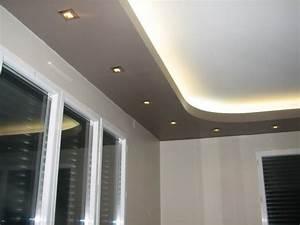 Eclairage Plafond Cuisine : eclairage faux plafond cuisine charmant luminaire salle ~ Edinachiropracticcenter.com Idées de Décoration