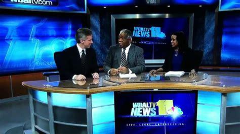 Wbal Tv 11 News At 6 Close