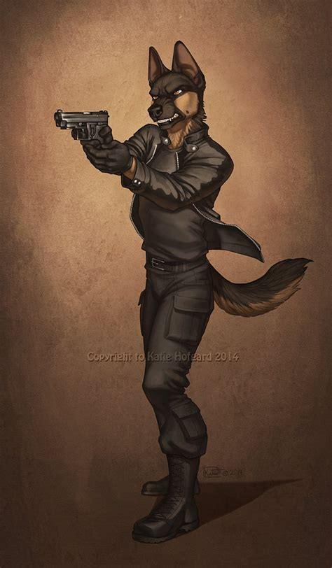 Dogged Pursuit By Katiehofgard On Deviantart