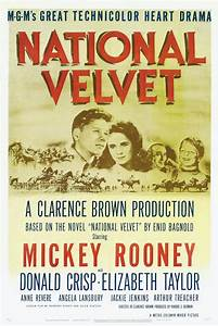 National Velvet - A Soppy Racing Movie So Far Out It's In ...