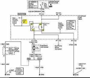 Diagram  2000 Chevrolet Truck Fuel Pump Wiring Diagram