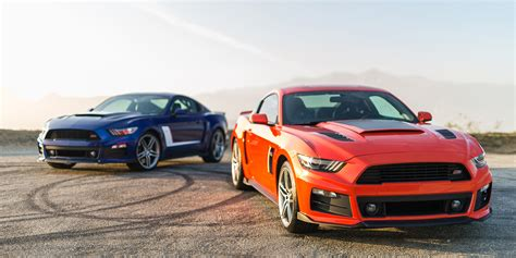 2015 Roush Mustang Stage 3 Detailed With 670hp - GTspirit