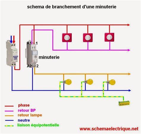 branchement electrique d une le schema electrique branchement cablage