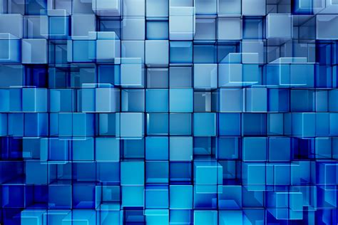 Abstract 3d Cube Wallpaper by Blue And Black Plastic Organizer Abstract 3d Cube Hd
