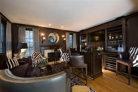 Man Cave   Contemporary   Family Room   Bridgeport   by