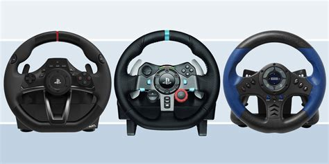 Best Pc Racing Wheels 7 Best Racing Wheels For Your Pc Or Xbox In 2017 Racing