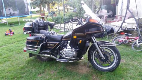 1982 Honda Goldwing Interstate *update In Description