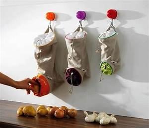 Rangement Légumes Cuisine : ail oignons pomme de terre id es rangement pinterest cuisine et bricolage ~ Teatrodelosmanantiales.com Idées de Décoration
