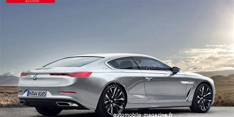 Bmw Is Preparing The Return Of The Series 8 New Renderings